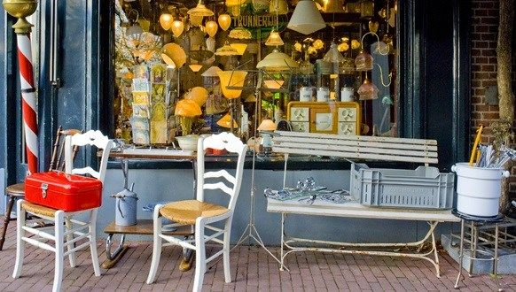 Jordaan - quirky shops and bars