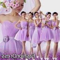Nice lavender cocktail dresses under 50 2017-2018