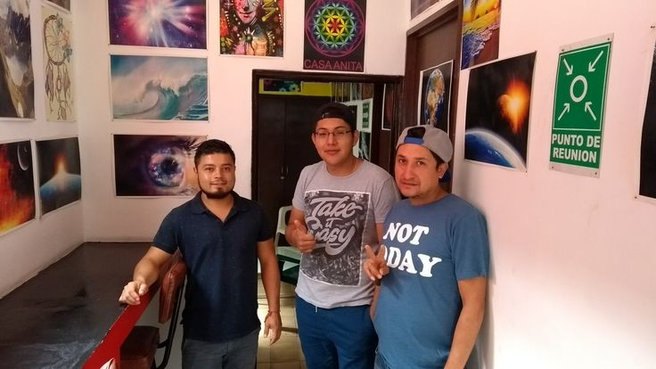 Hostal Casa Anita Guadalajara www.casaanita.com.mx Tel:+52.33.38250405 Whats:+52.33.20711937