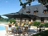 Holiday House in Beuzeville, Eure, Normandy, France FR11387