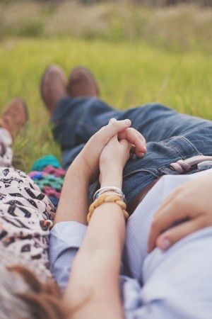So we have tons of things to do on our bucket list, but something that I think would be absolutely amazing is going on a picnic with you, just lying in the grass, holding hands, like seriously, that sounds like a dream to me:)