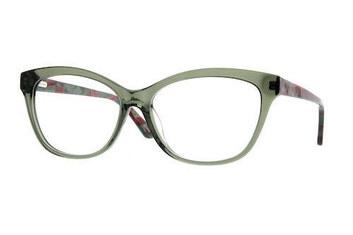 85b90b37a04 Green Cat-Eye Glasses  4433824
