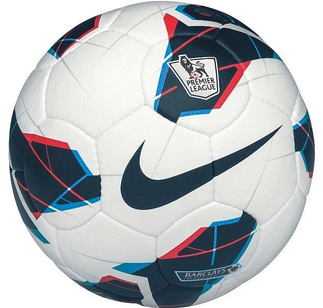 La nueva pelota de la premier league 2012-13, maxim, de Nike