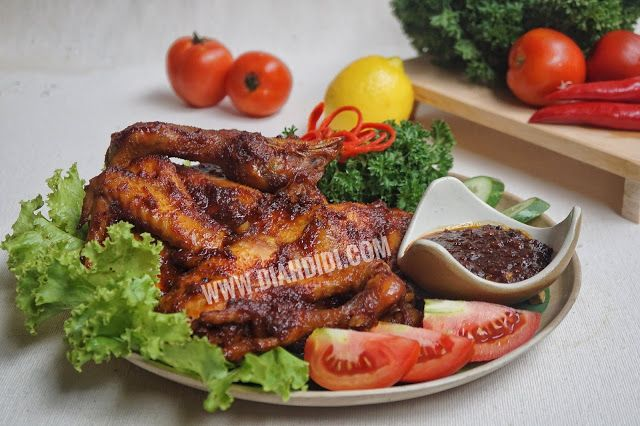 Diah Didi's Kitchen: Ayam Panggang Pedas Manis