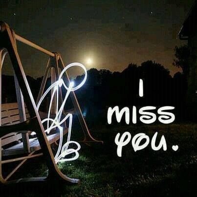 I miss you when you used to love me before you grew to have such hate for me.