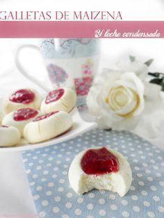Kanela y Limón: galletas de maizena y leche condensada... Tutorial