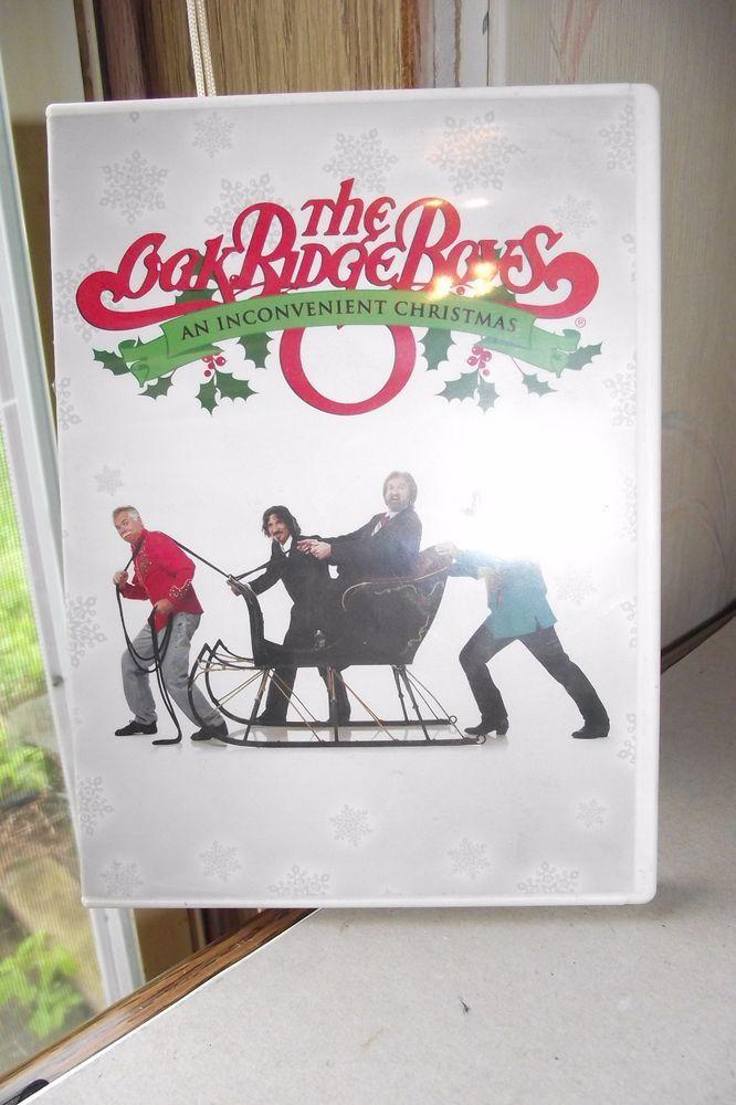 The Oak Ridge Boys An Inconvenient Christmas DVD Santas Song Thank God For Kids