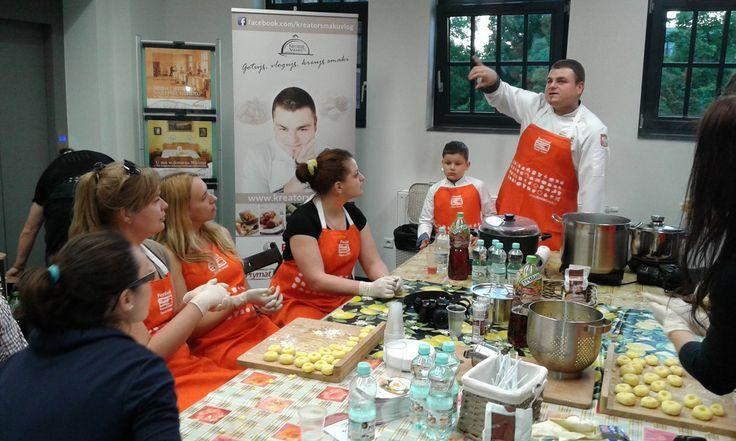 Nikiszowiec w Katowice, Warsztaty kuchni śląskiej dla blogerów podróżniczych!