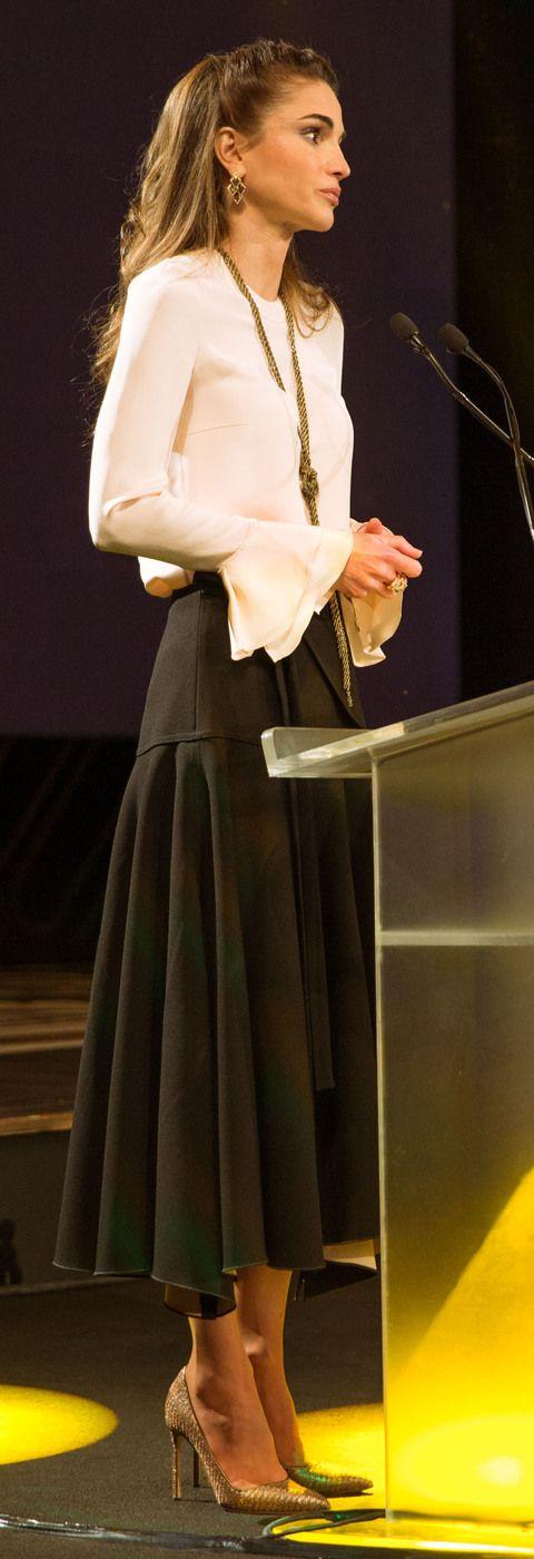Queen Rania, Dec. 6, 2015