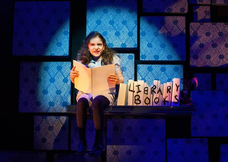 matilda | Matilda The Musical tickets at Cambridge Theatre - London Theatre ...