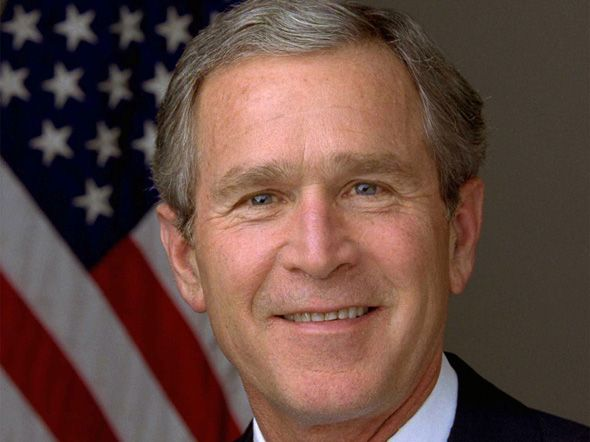 George W. Bush Hospitalized For Heart Stent Procedure, 'In High ...