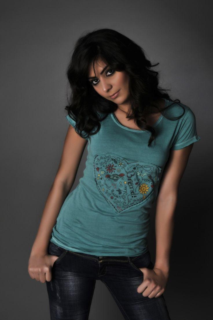 Fashionable Ladies T shirts
