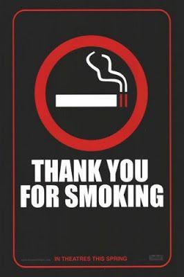 Blog Almas Corsárias: Obrigado Por Fumar (2006)
