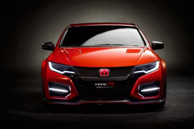 Honda Civic Type R, Hatchback Paling Bertenaga - Vivaoto.com - Majalah Otomotif Online