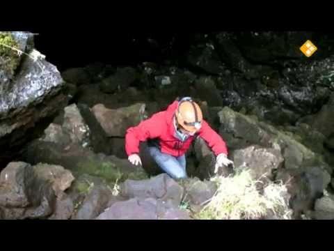 ▶ Het Klokhuis: Vulkaan - YouTube