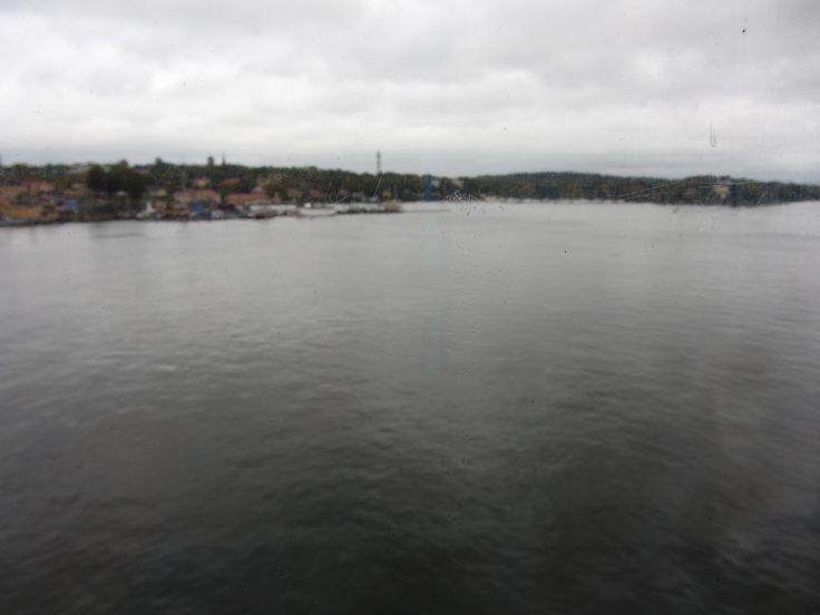 Melkein Suomessa, lokakuu 2012