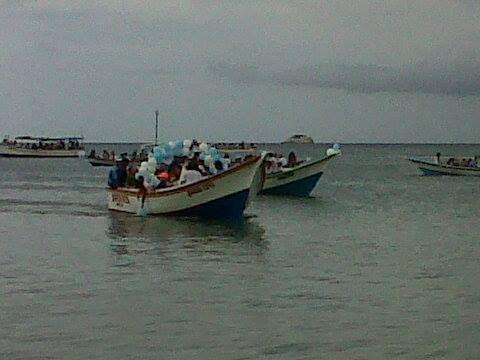Bahia de Pedro Gonzalez Margarita