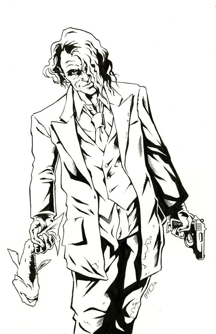 the joker bradley hudson comic art pinterest joker heath