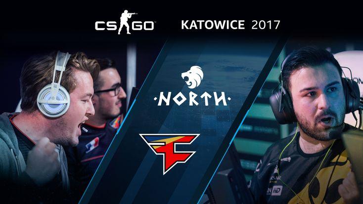 FaZe Clan and North are the final invited teams for the CS:GO IEM Katowice #games #globaloffensive #CSGO #counterstrike #hltv #CS #steam #Valve #djswat #CS16