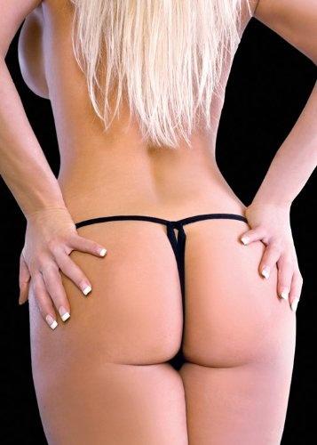 BODYZONE UN016BK Crotchless Thong | CUTE | Pinterest | My ...