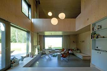 datisonshuis Vakantiehuis 18 personen, Zeeland