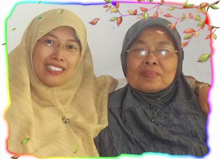 Rachma ♥ رَّحْمَ : Dua Pintu Surga Di Rumah Kita, Kini Pintu Surga itu hanya tersisa 1 buatku, dialah ibuku yang selalu menjadi penyemangat hidupku