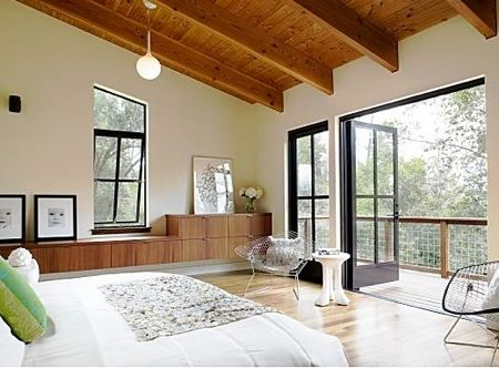 barn conversion - bedroom ... Just about perfect