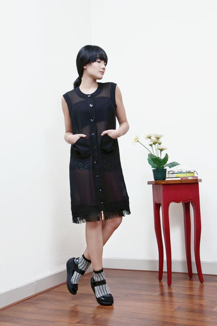 Onii-Kei Transparant Dress
