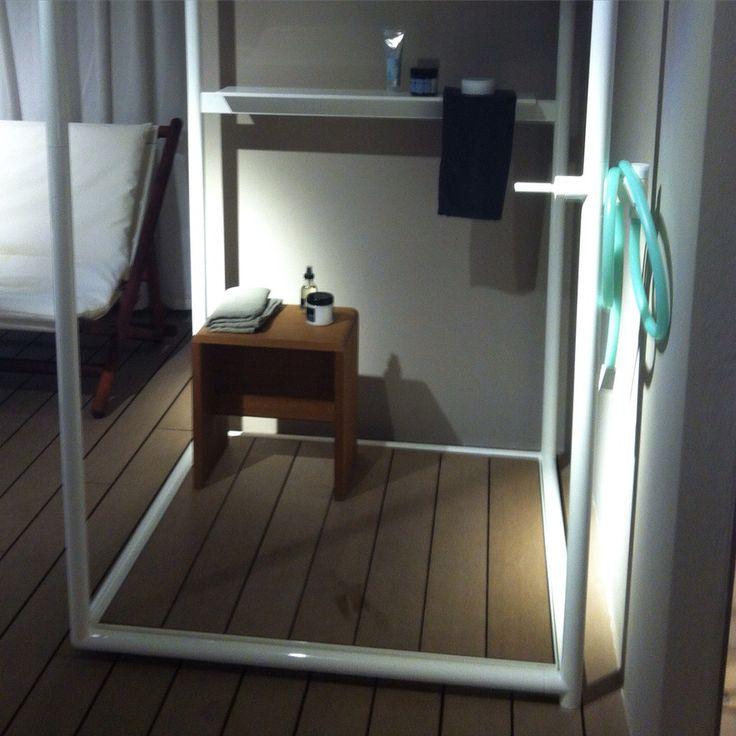 Новинка #Zucchetti_kos , коллекция OUTDOOR, дизайн Ludovica + Roberto Palomba на #milandesignweek2015 #fuorisalone  В коллекцию вошли мини-бассейн, душевые стойки, душевая система. Доступен к заказу)  #smalta #smaltaitaliandesign #coffeeproject #coffeeandproject #furniturestyle #interiordesign #design #tile #красивопрактично  #стильнаяванная #amazing #comfort #bath #bestdesign #интерьер #плитка #ванная #дизайн #идеидлядома #дом #дача #дизайн_интерьера #ремонт #homeidea #designinspiration…