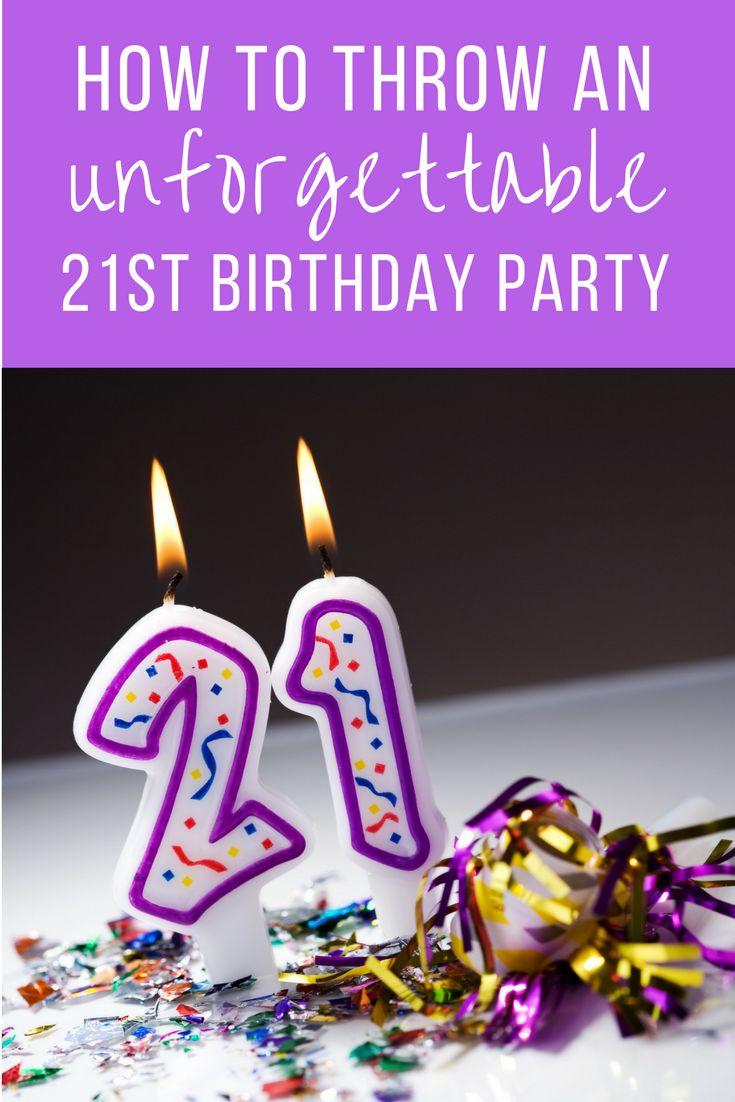 1000 Ideas About 21st Birthday On Pinterest 21 Birthday