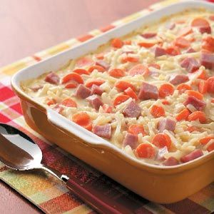Country-Style Chicken Casserole