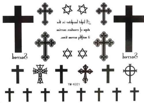 Cross tattoos are one of the most popular styles of tattoos for men. They are striking, often symbolic, and can be incorporated into a variety of designs. But you don't have to be Christian in…