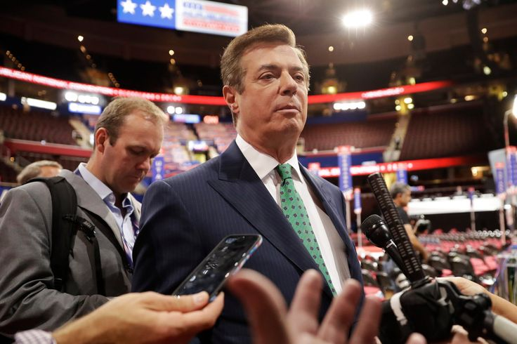 Paul Manafort and the Weakness of Trump