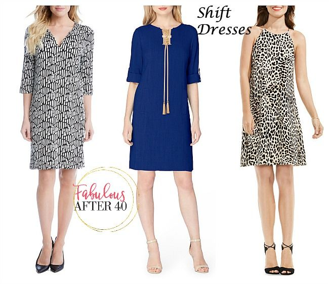 Spring Dresses for women look wow when they flatter your figure. Focus on sheath dresses, shift dresses and fit and flare dresses to look Fabulous After 40.