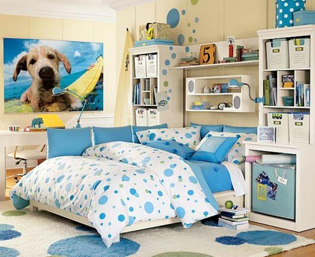 Beau 58 Cozy Cute Blue Bedroom Ideas For Teenage Girls Design Ideas