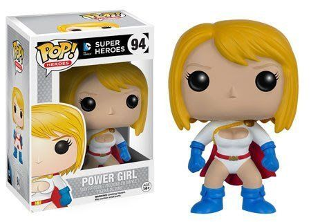 Power Girl Pop! Vinyl Figure