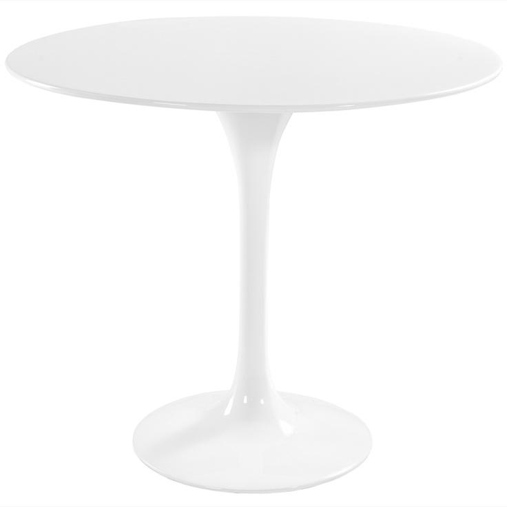 Eero Saarinen Style 36 Inch Tulip Dining Table | Overstock.com
