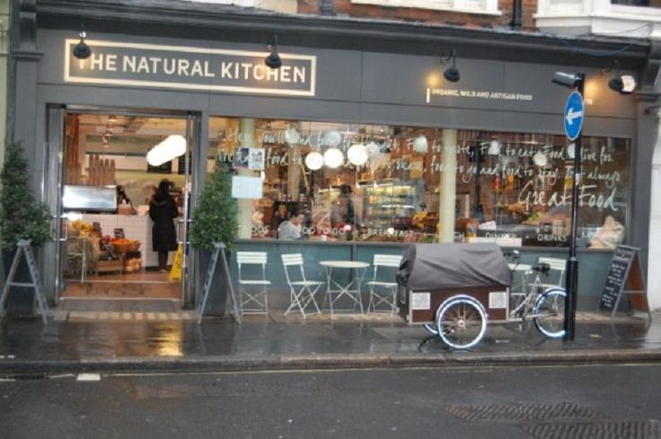 The Natural Kitchen, London