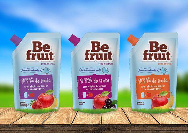 Be Fruit! on Behance