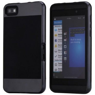 Custodia BlackBerry Z10 - Anti Radiation - Nera