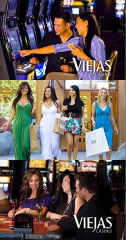 Packages - Viejas Casino