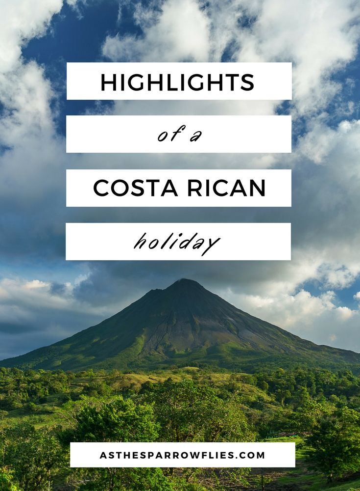 Costa Rica | Costa Rica Highlights | Central America | The Americas