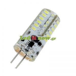 LED Λαμπα G4 Σιλικονης 2W 360° 12V