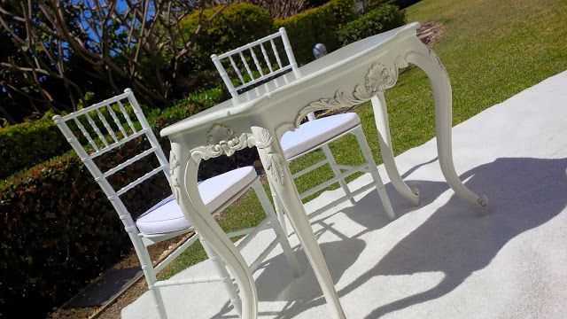#wedding #outdoor #ceremony #french #provincial #signing #table #whitecarpet @cpnewcastle #white #Tiffanychairs