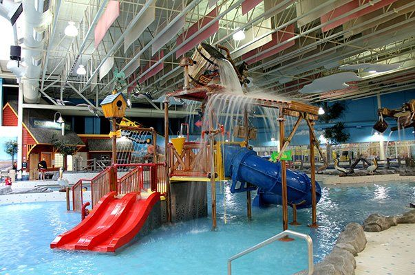 The Top Indoor Pools in Edmonton + Area #yeg