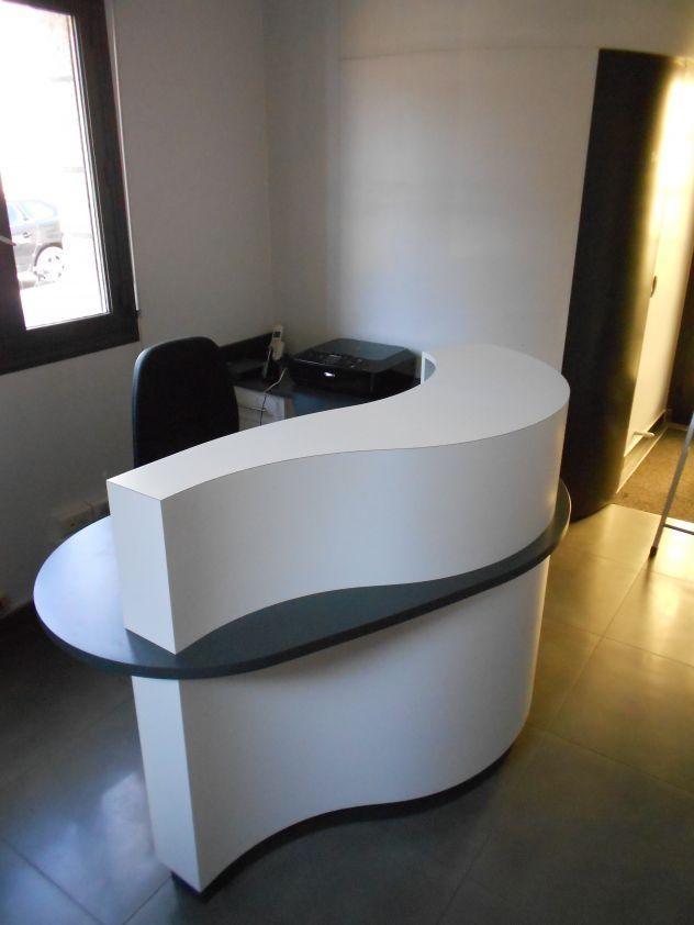 banque daccueil cintre Cabinet Pinterest