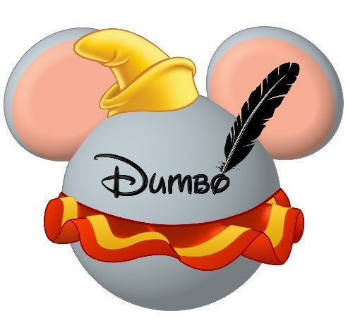 Mickey Heads - Dumbo