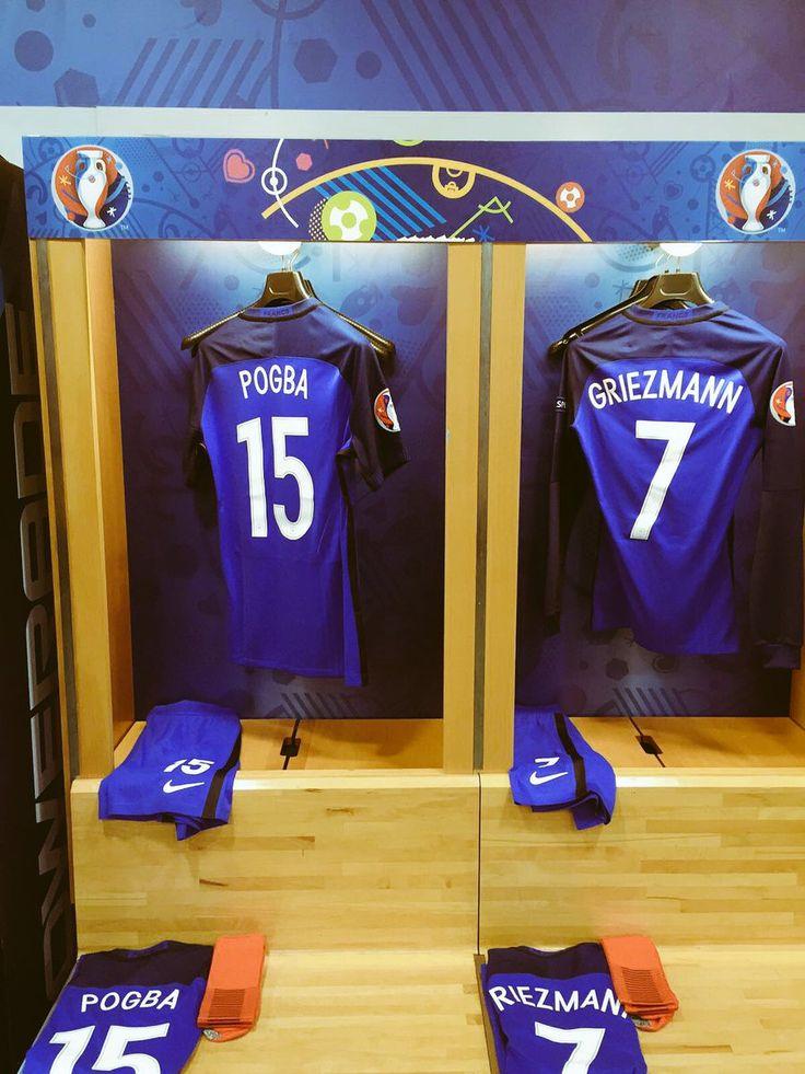 Maillot de foot France Domicile Euro 2016