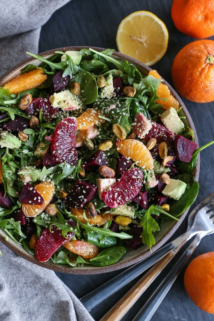 Вегетарианская Диета Салаты. Вегетарианские рецепты на каждый день для похудения и диет