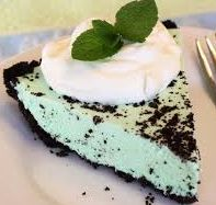 Grasshopper Pie - its making a comeback!